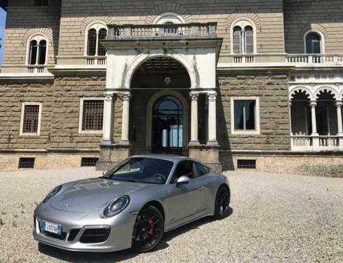 Porsche in Cremella