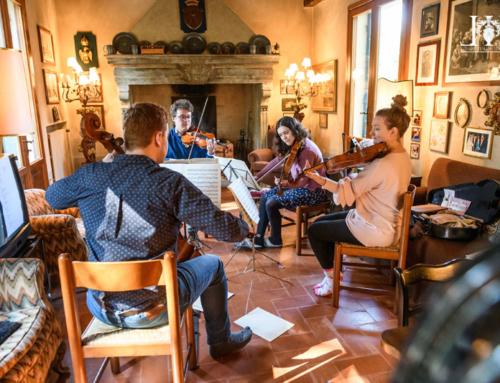 Fitz Roy string quartet + video