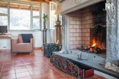 la_casetta_nel_parco_fireplace