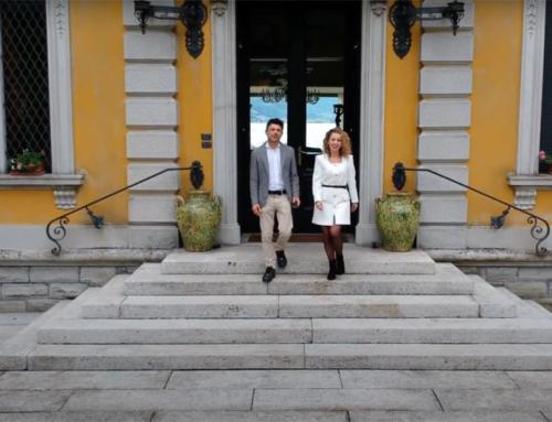 Una sorpresa a Villa Rubini Redaelli